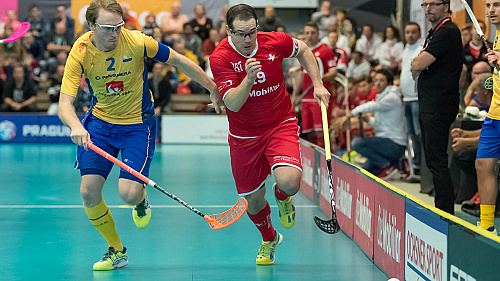 Unihockey WM 2018 in Prag